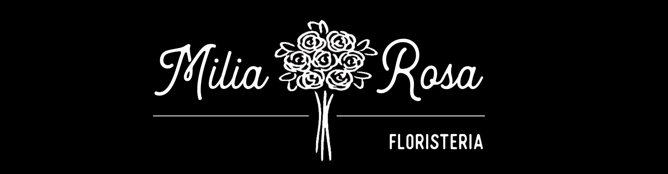 Logo Milia Rosa floristeria